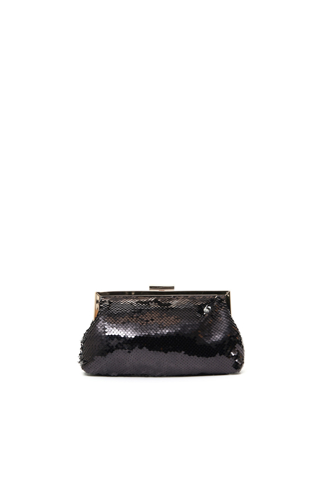 Clutch in paillettes Intrend