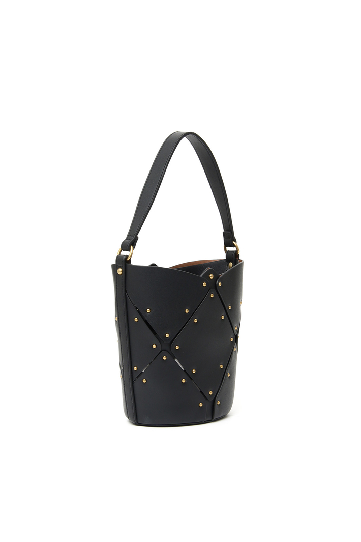 Studded bucket bag Intrend