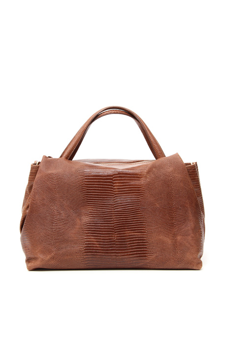 Reptile print bag Intrend