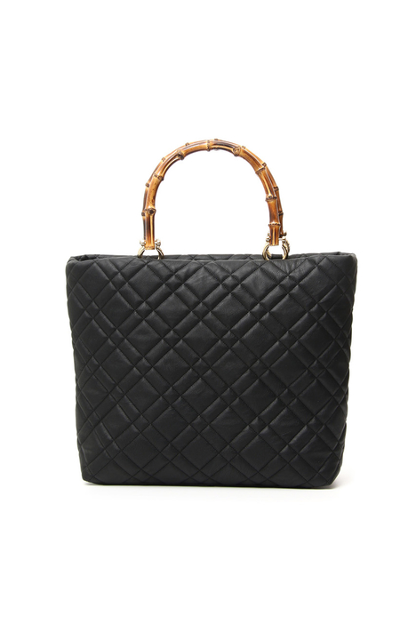 Quilted shopping bag Intrend