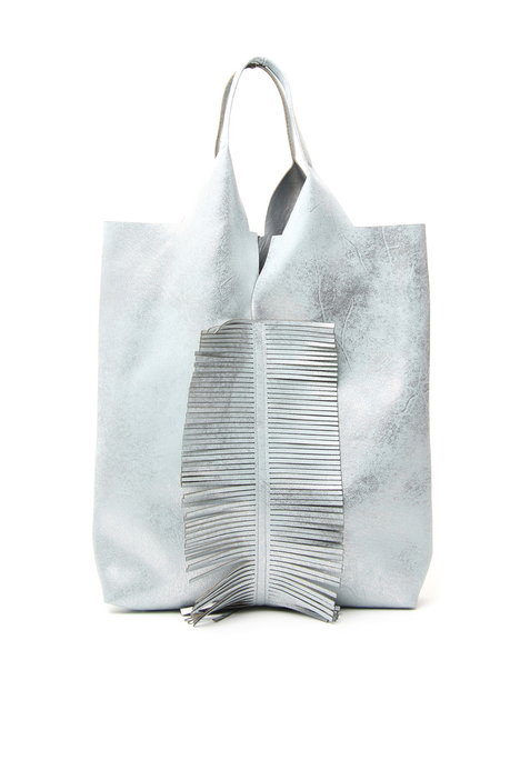 Fringed shopper bag Intrend