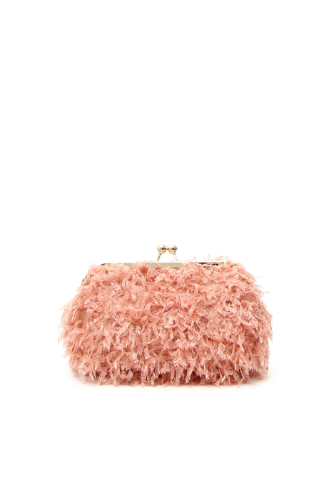 Feather clutch Intrend