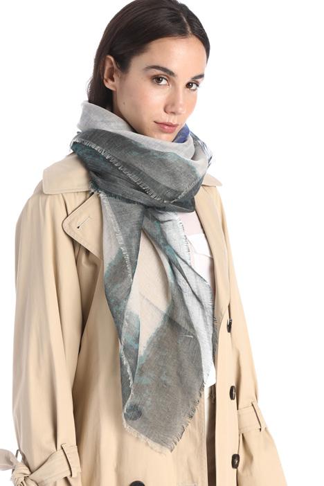 Linen blend shawl Intrend