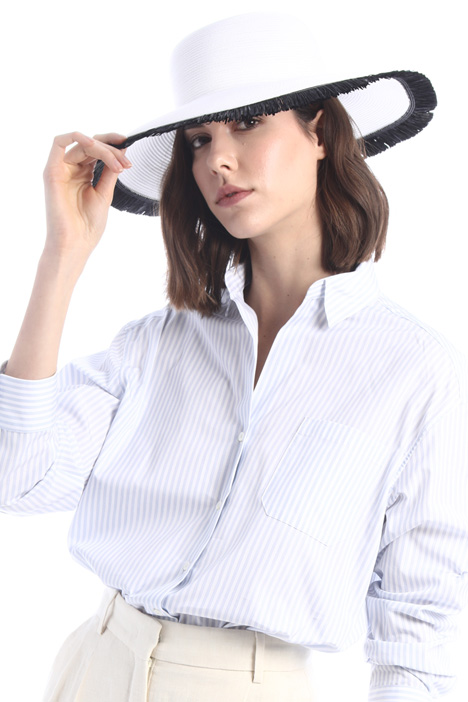 Fringed hat Intrend