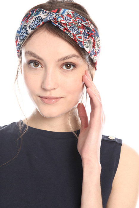 Printed headband Intrend