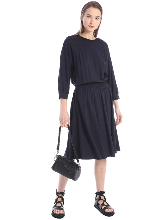 Loose jersey dress Intrend