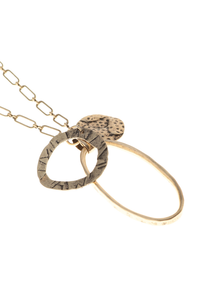 Long necklace with pendants Intrend