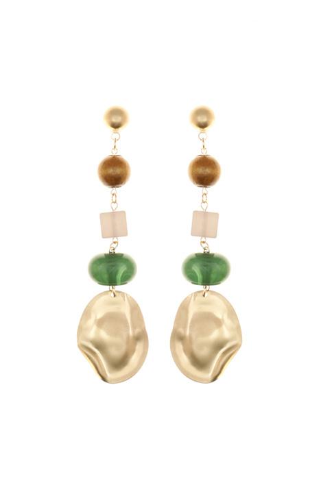Stone earrings Intrend