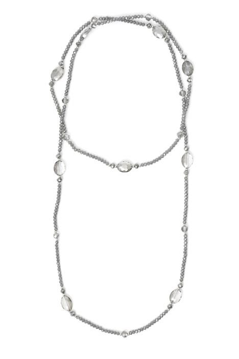 Necklace with glass details Intrend