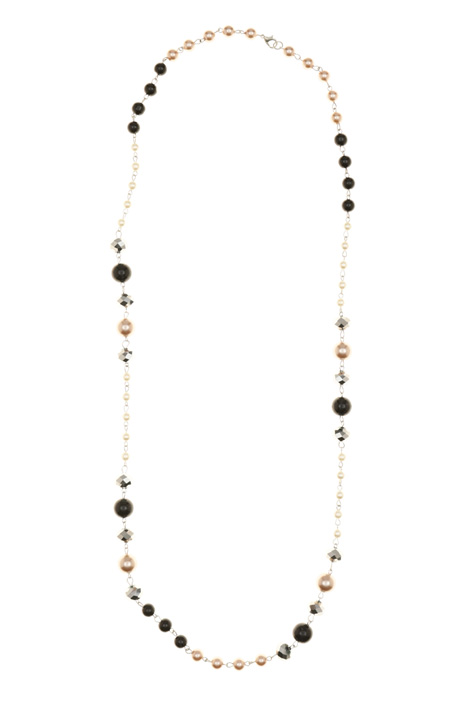 Long necklace with beads Intrend