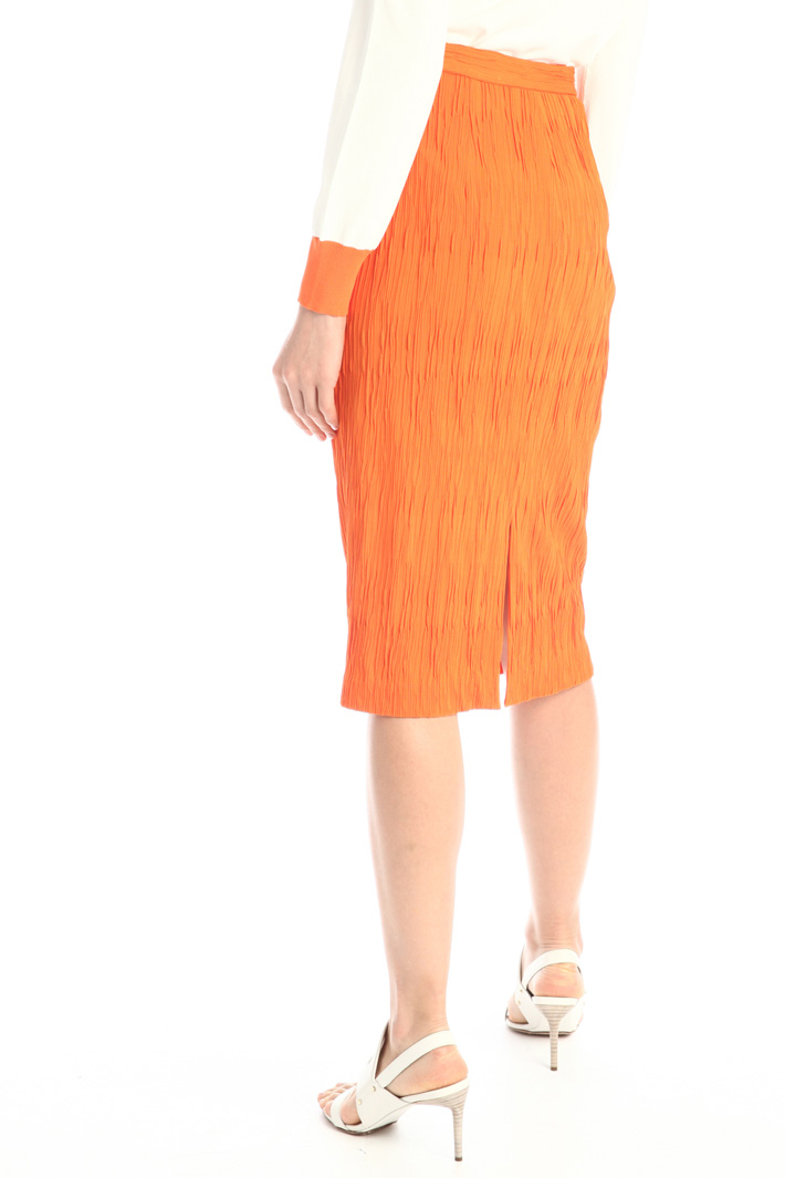 Jersey tube skirt Intrend