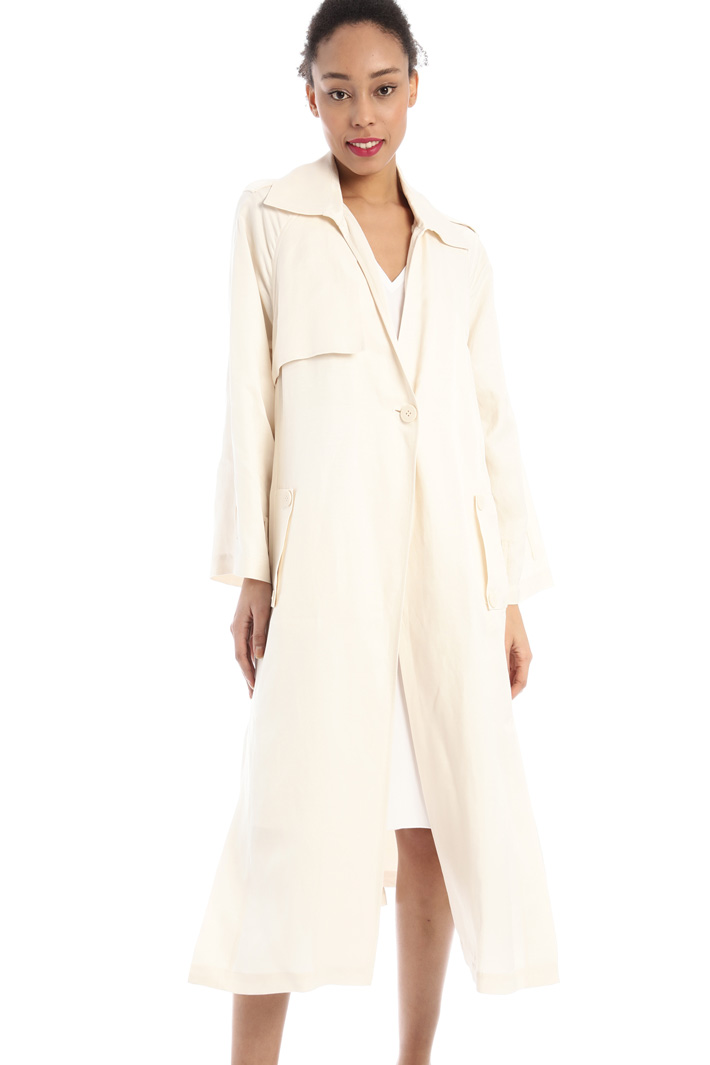 Unstructured trench Intrend