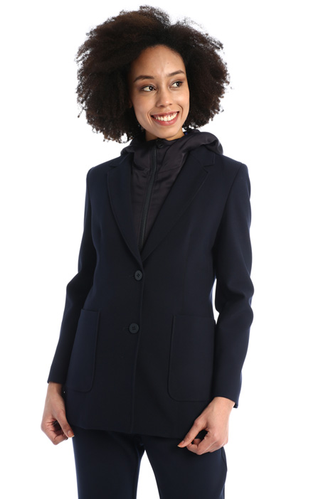 Two-in-one blazer with vest  Intrend