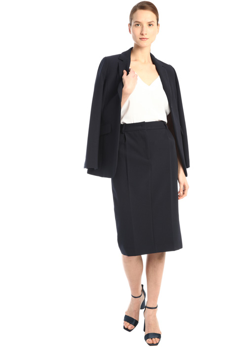 Darted pencil skirt Intrend