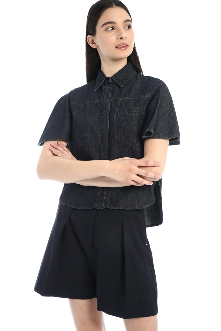 Denim shirt Intrend