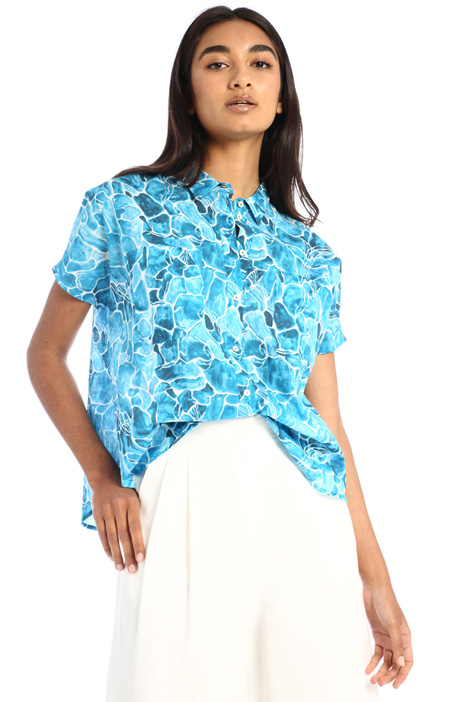 Boxy fit shirt Intrend