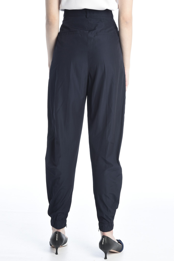 Viscose baggy trousers Intrend