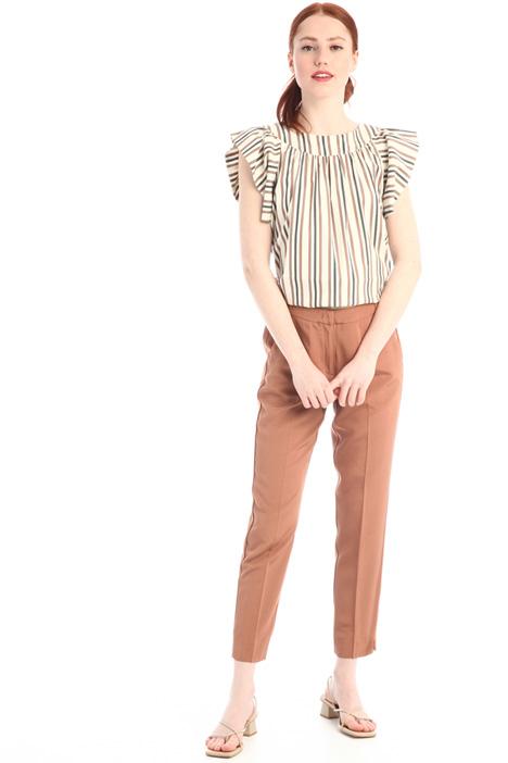 Pantaloni in viscosa  Intrend