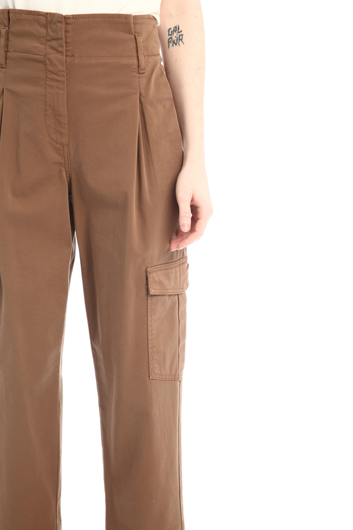 Cargo style trousers Intrend