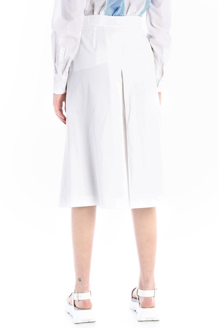 Cotton culottes Intrend