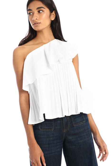 One-shoulder top Intrend