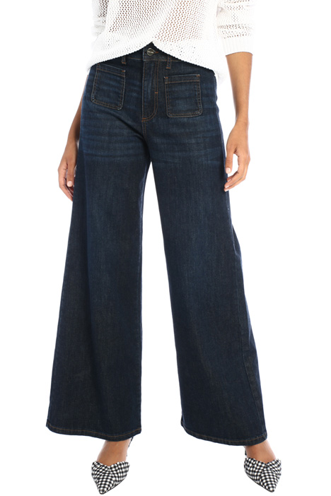 Jeans in cotone stretch Intrend
