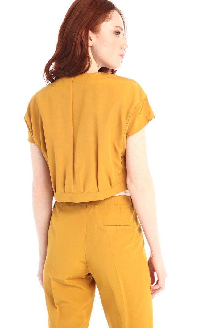 Short sleeved-bolero Intrend