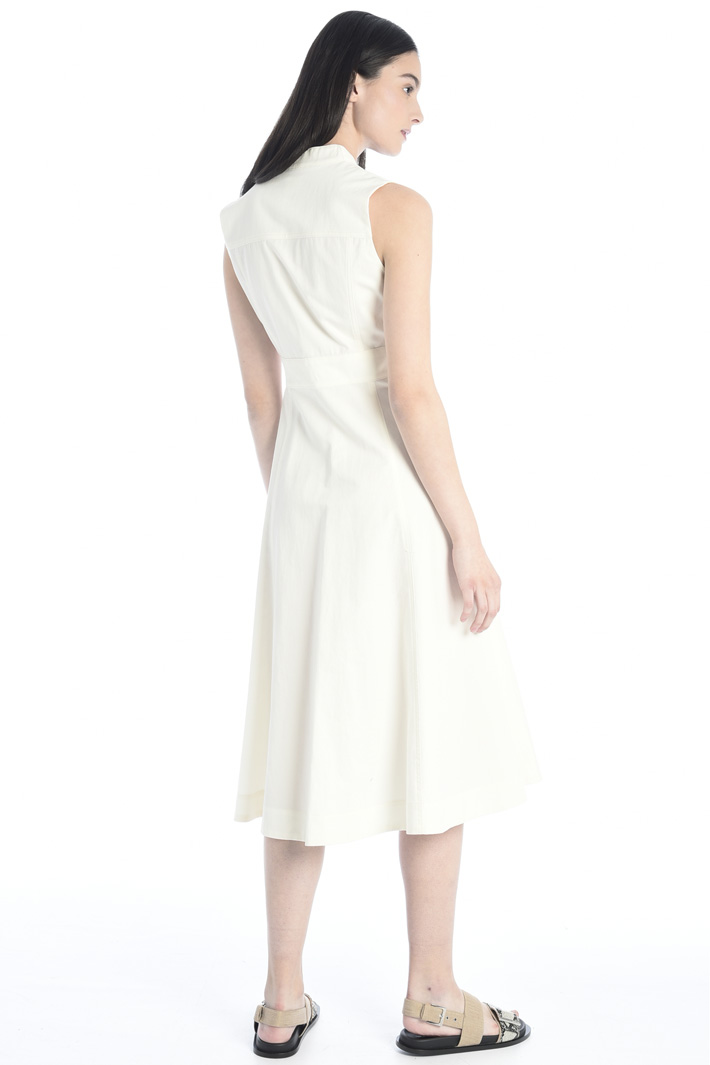 Flared long dress Intrend