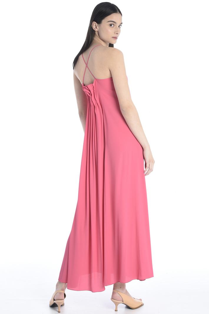 Crossed strap dress Intrend