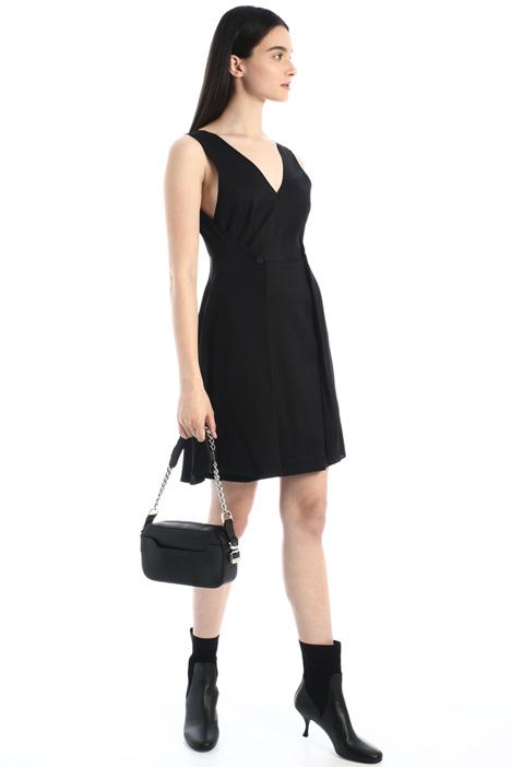 Short flared dress Intrend