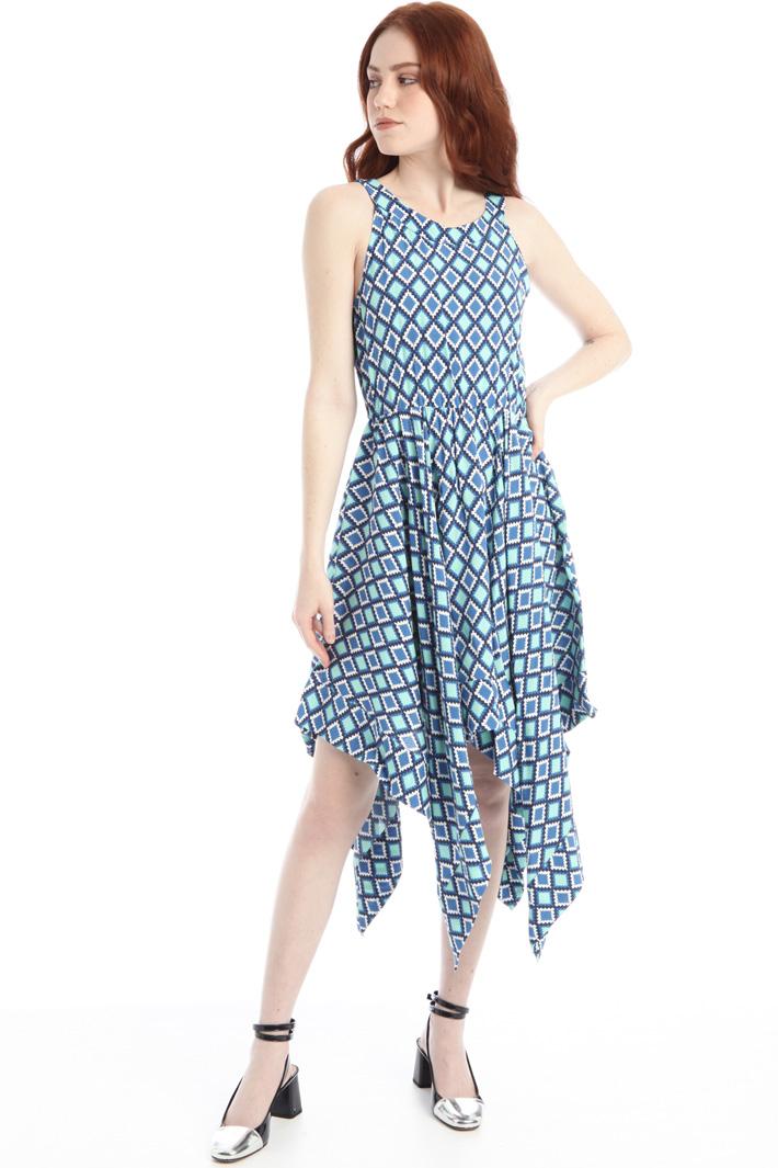Marocaine long dress Intrend
