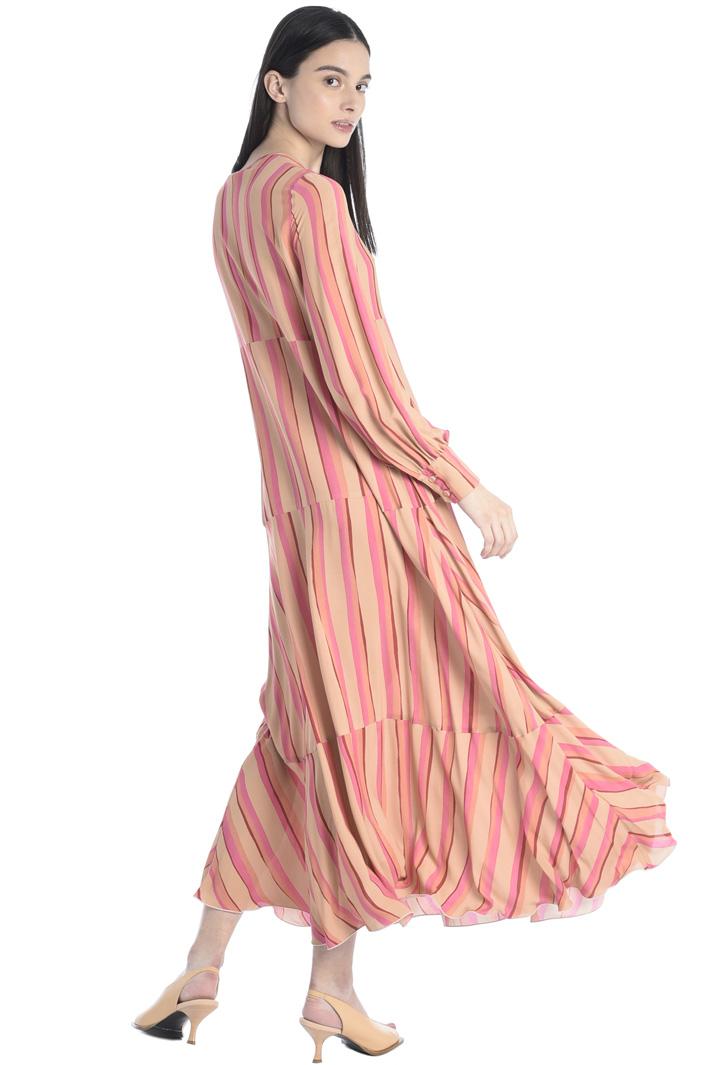 Long viscose dress Intrend