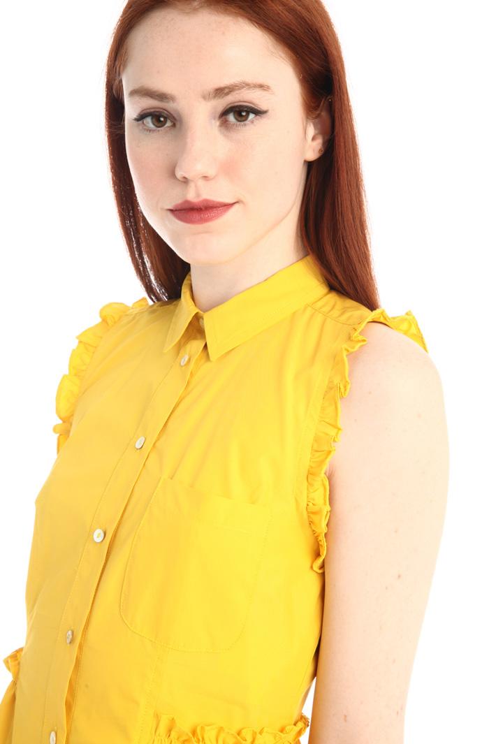 Short sleeveless dress Intrend