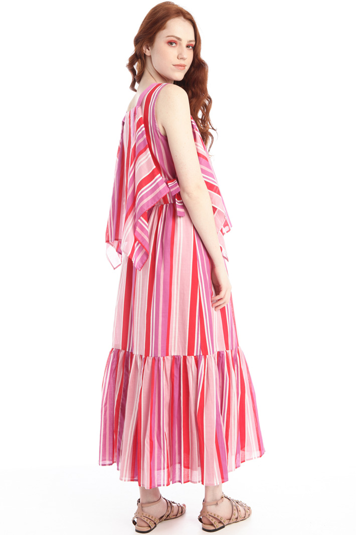 Double-layer effect dress Intrend