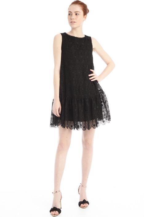 Macrame lace dress Intrend
