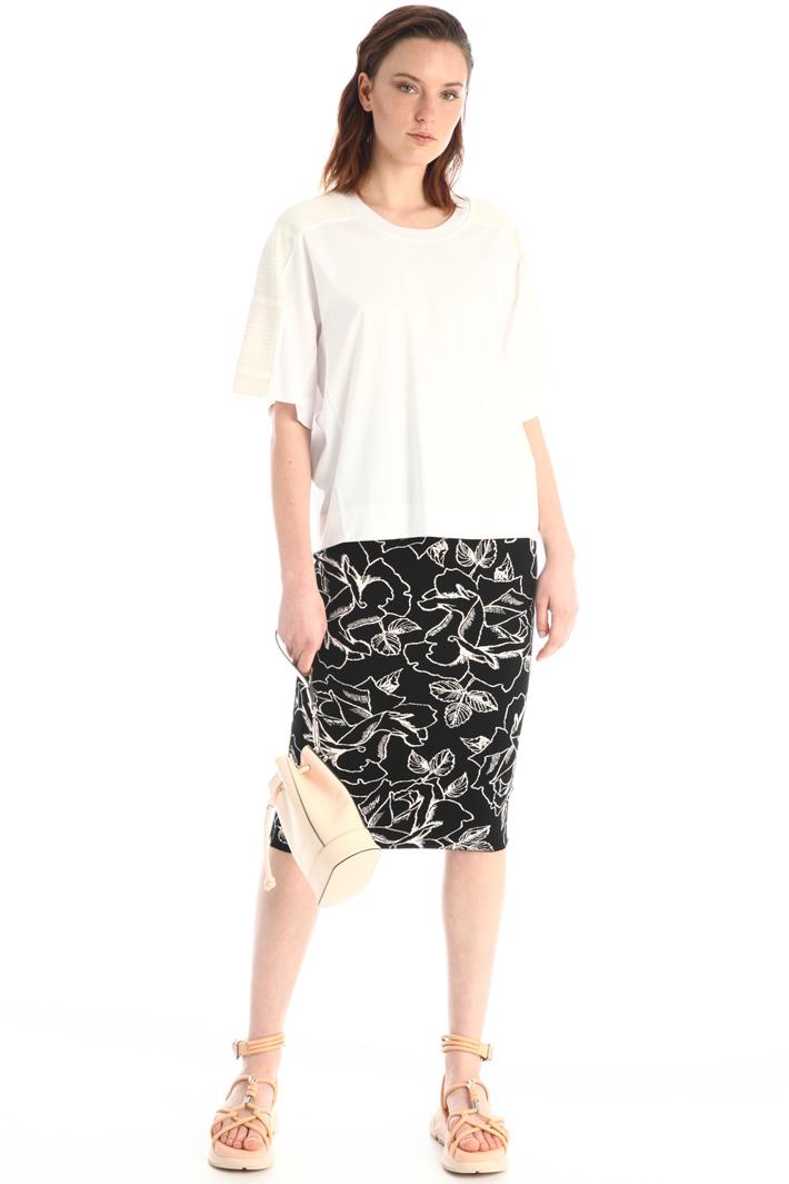 Tube knitted skirt Intrend