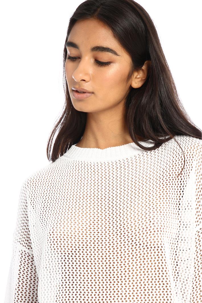 Lurex sweater Intrend