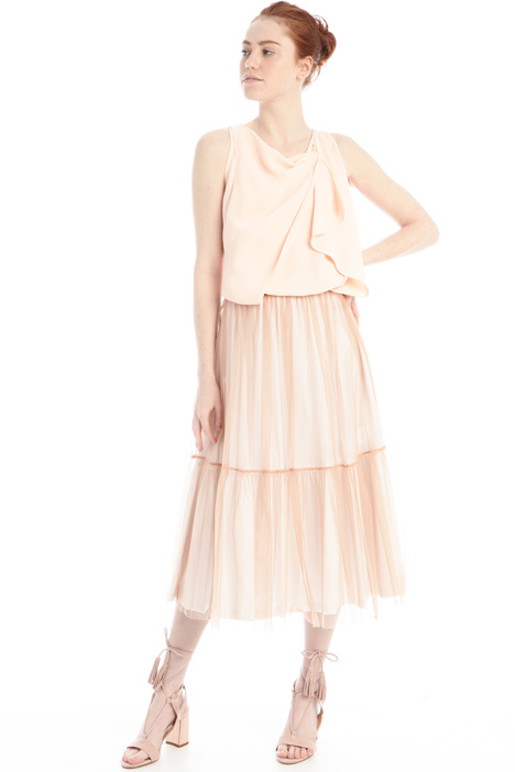 Tulle skirt Intrend