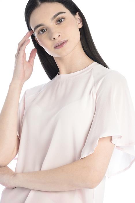 Silk T-shirt Intrend