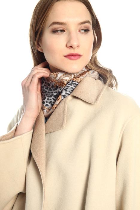 Printed twill foulard Intrend