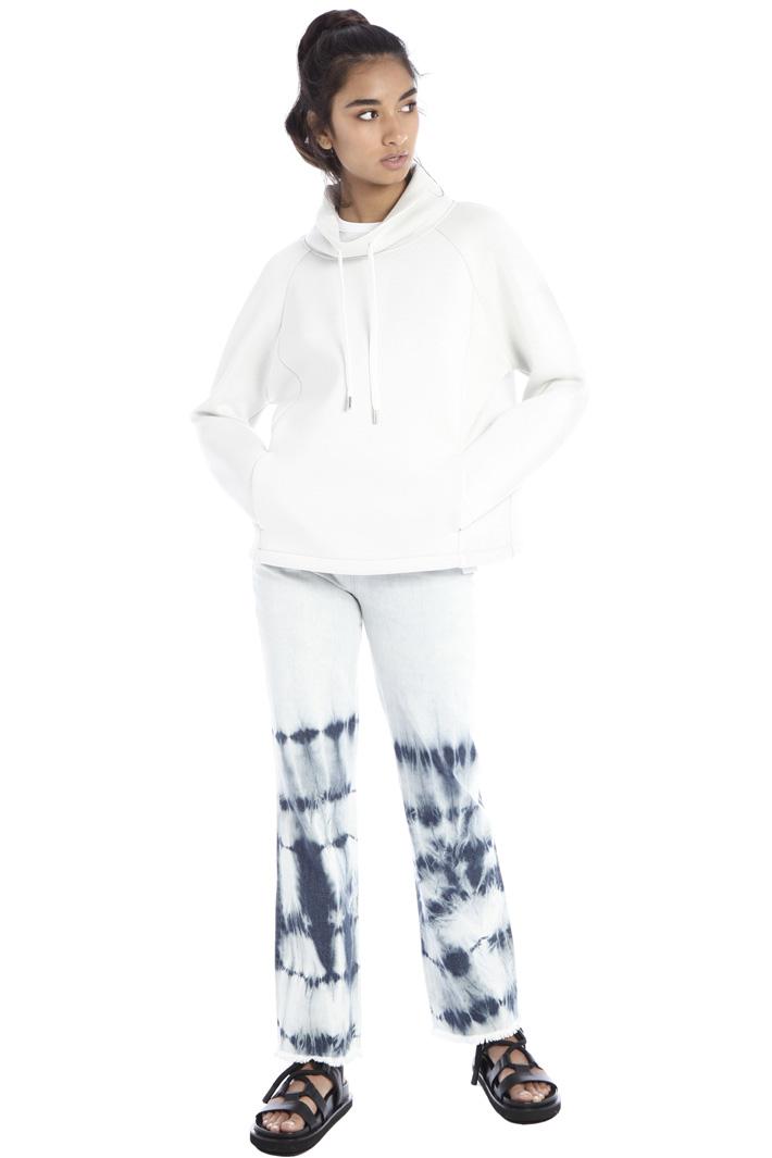 High neck sweatshirt Intrend
