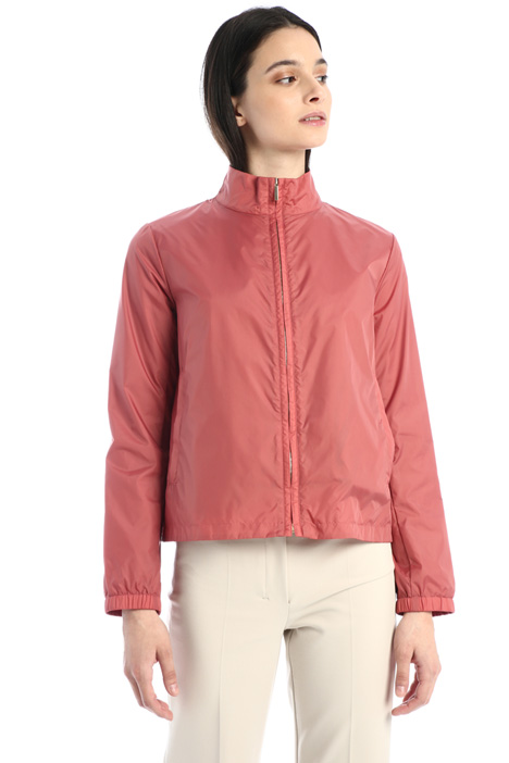 Short taffeta jacket Intrend