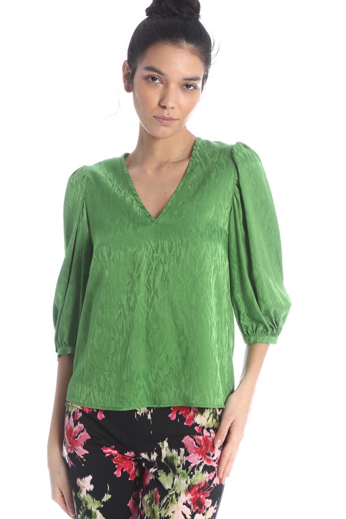 Satin blouse Intrend