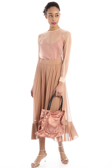 Organza blouse  Intrend