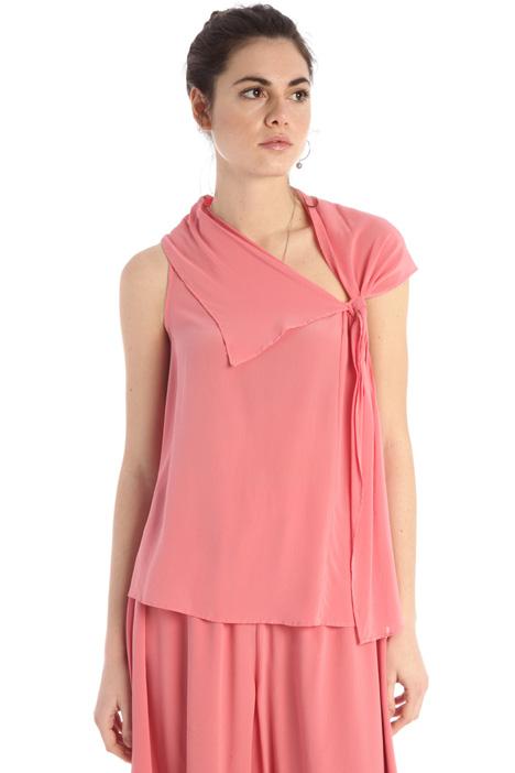 Asymmetrical blouse Intrend