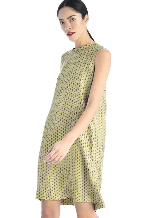 Silk twill dress Intrend