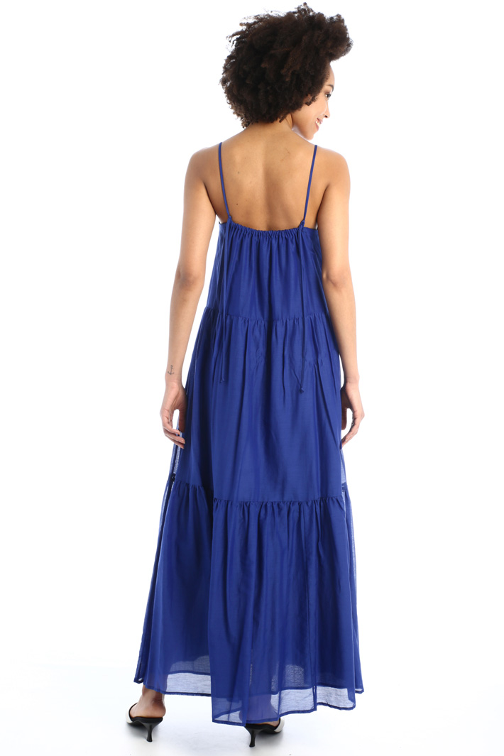 Voile dress Intrend
