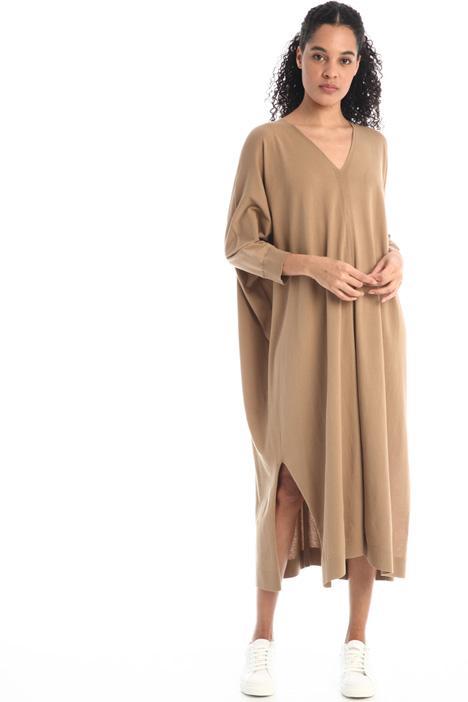 Cotton yarn dress Intrend