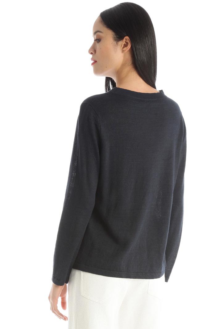 Linen sweater Intrend