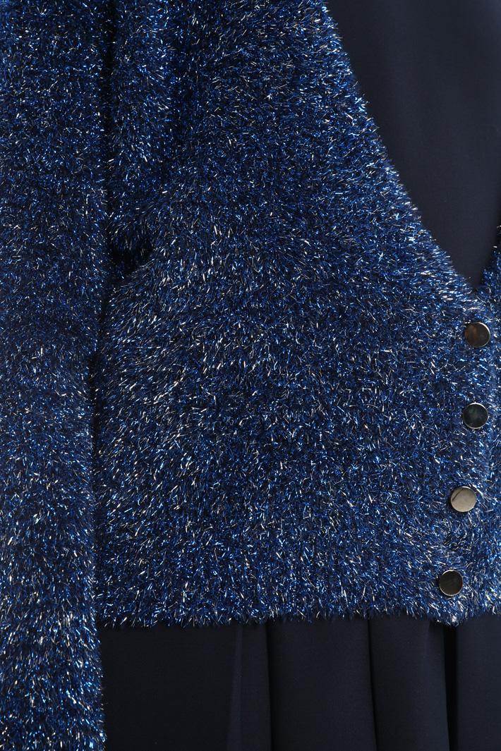 Plush cardigan  Intrend
